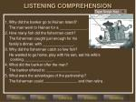 listening comprehension12