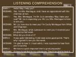 listening comprehension2