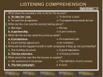 listening comprehension4