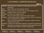 listening comprehension7