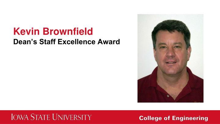 Kevin Brownfield