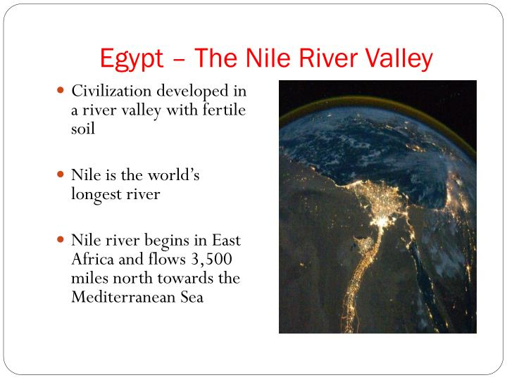 egypt the nile river valley n.