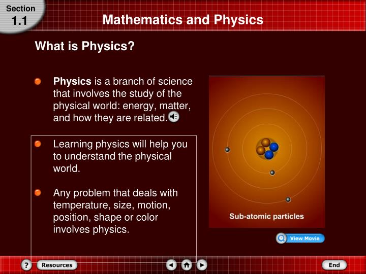 mathematics and physics n.