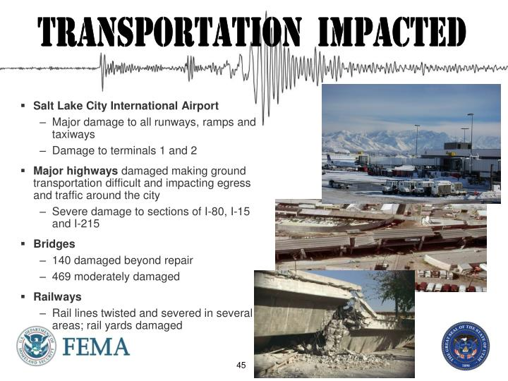 Transportation  impacted
