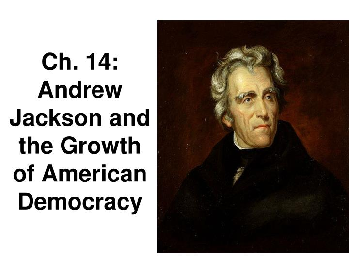 andrew jackson true american essay There are striking similarities between trump and andrew jackson  the new old hickory  that may actually be true.