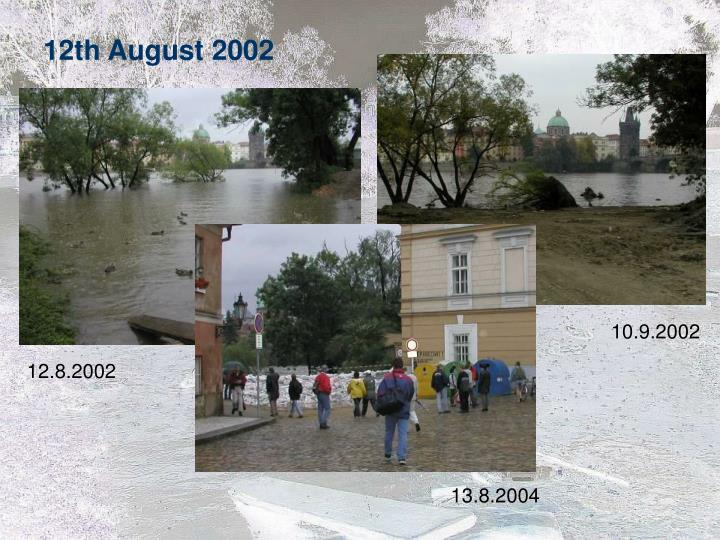 12th august 2002