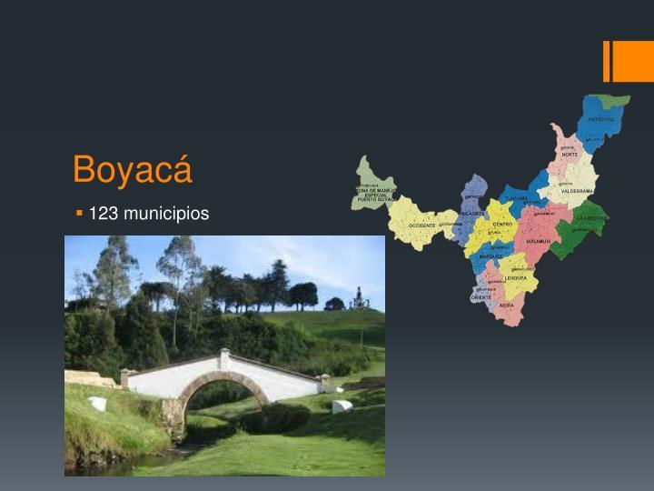 Boyacá