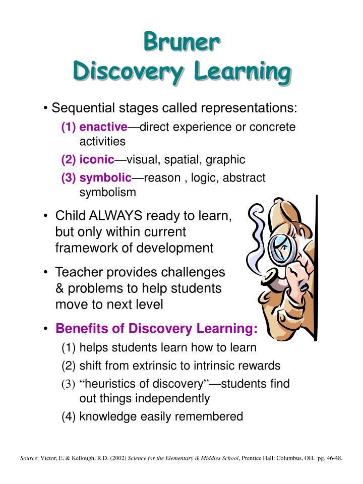 ppt - bruner discovery learning powerpoint presentation