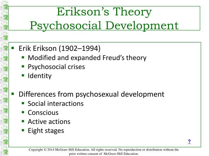 Erikson's