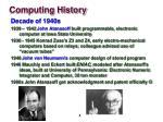 computing history1