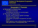 context 3 development cooperation instrument