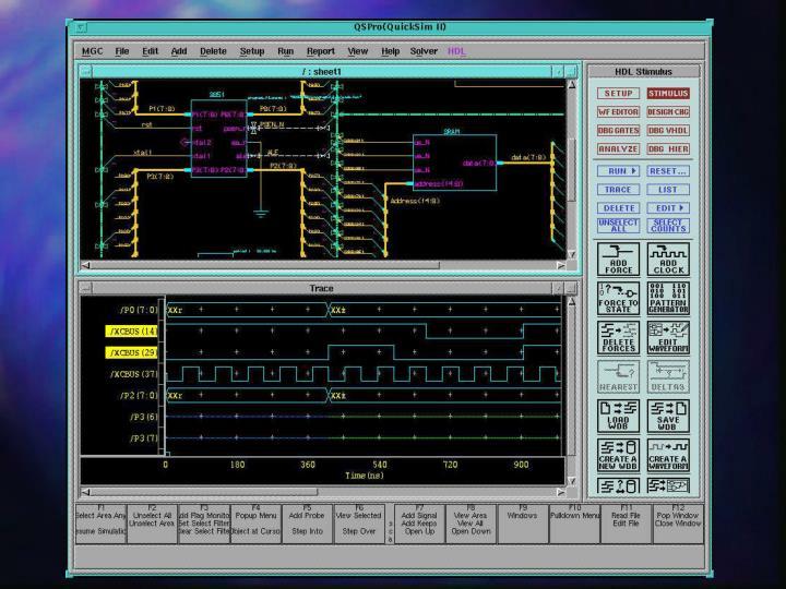 QSPro Simulation Environment