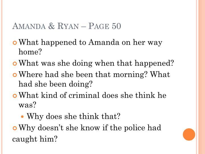 Amanda ryan page 50