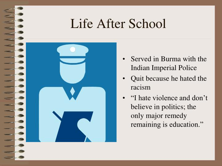 Life After School