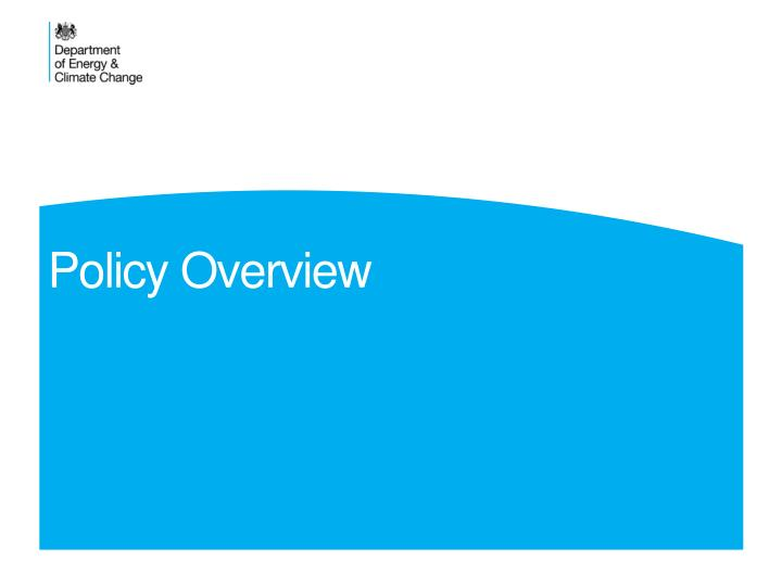 Policy Overview
