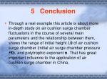5 conclusion