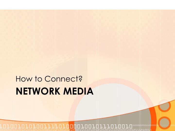How to Connect?