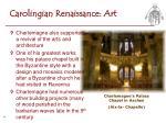 carolingian renaissance art