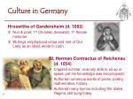 culture in germany