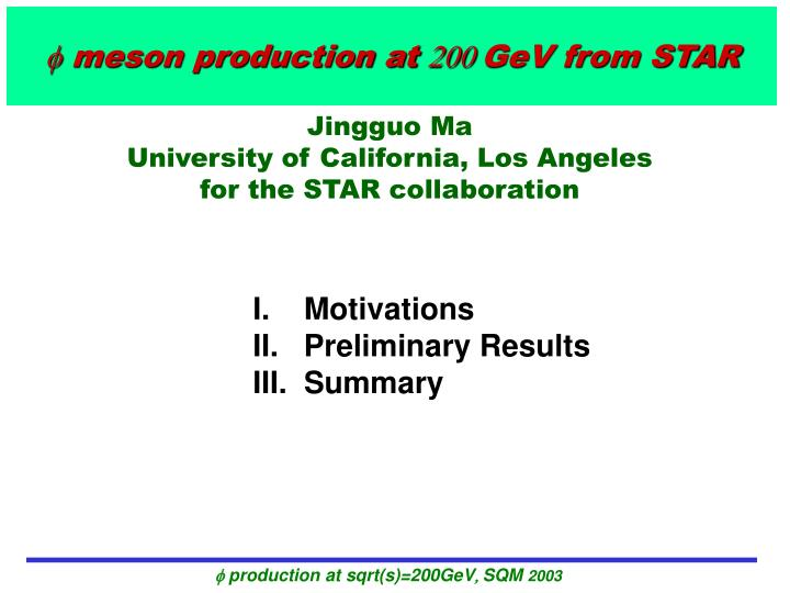 F meson production at 200 gev from star