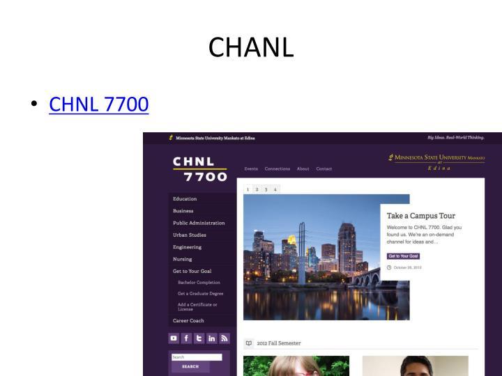 Chanl