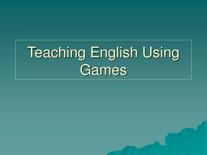 english language teaching methods Teaching english-language learners with learning difficulties practical information and guidelines for those working in districts or schools that provide services to students with a variety of learning difficulties for whom english is a second language.