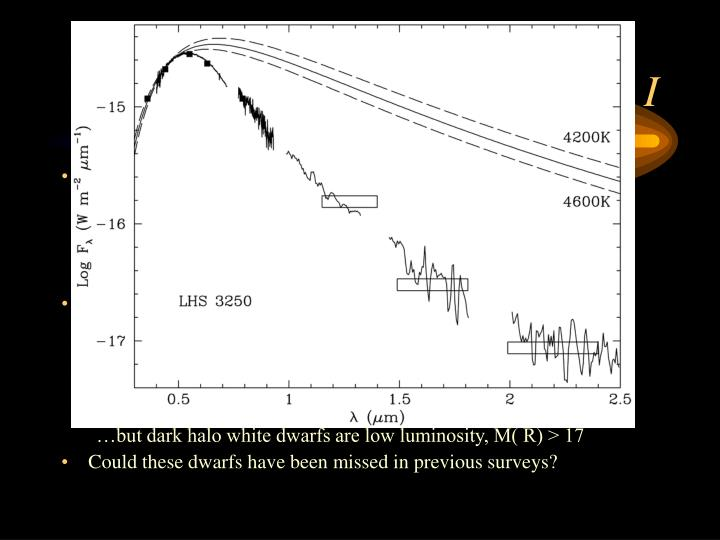 Finding heavy halo WDs: I