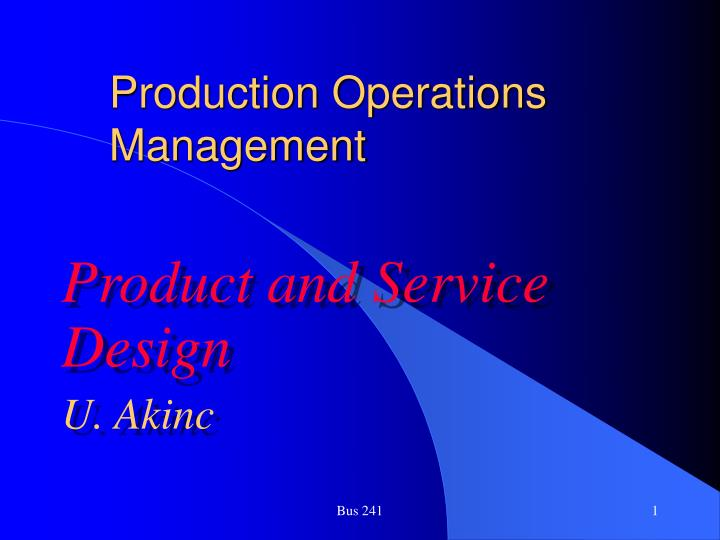 production operations management Online shopping for production & operations from a great selection at books store.