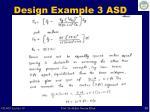 design example 3 asd8