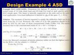 design example 4 asd