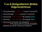 v ve q sintigrafilerinin birlikte de erlendirilmesi