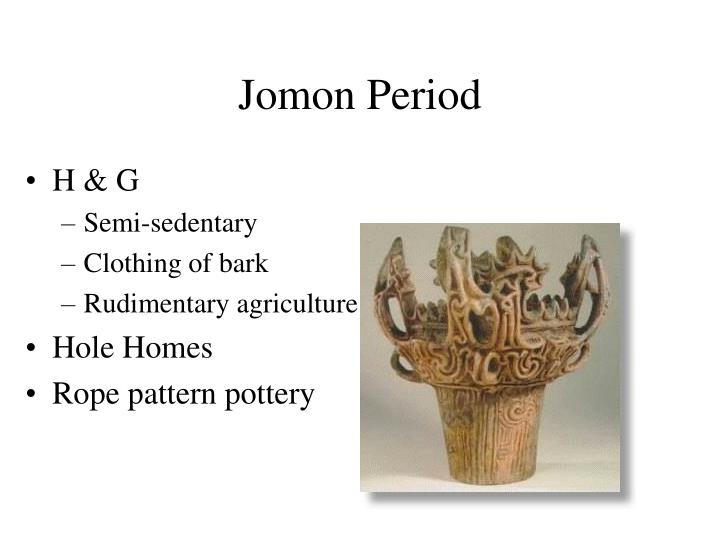 Jomon Period