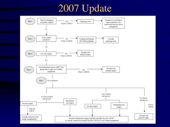 2007 Update