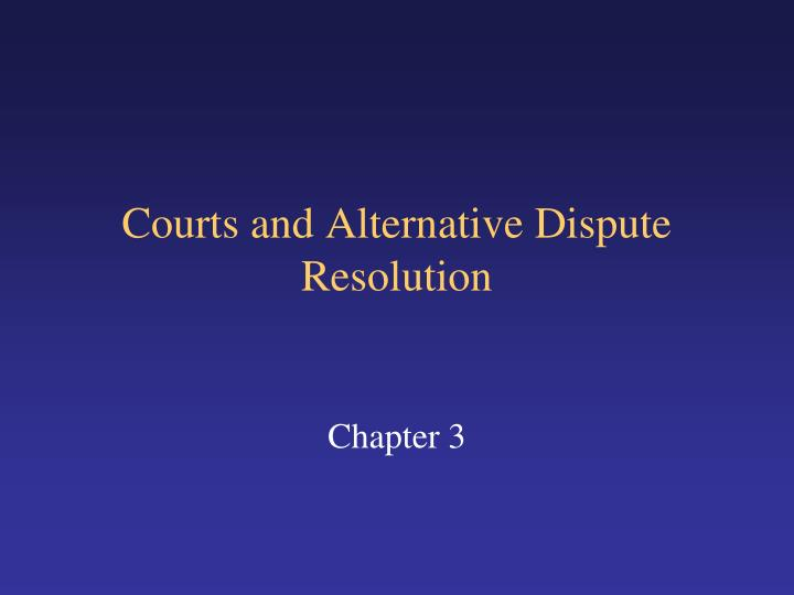 dispute resolution and court 1 dispute resolution in uncertain times prime finance conference, the hague, the netherlands lord briggs, justice of the supreme court 22 january 2018.