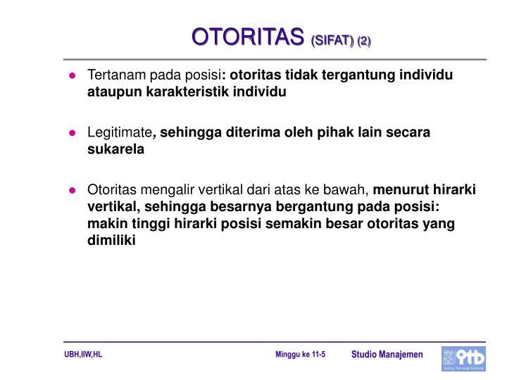 OTORITAS