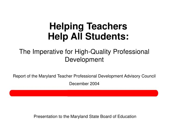 professional development report Report that tracks and reports information on the professional development providers, the training participants, and training/professional de velopment activities the data for the report is.
