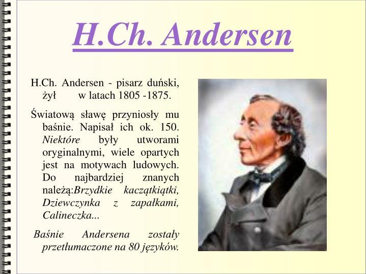 H.Ch. An