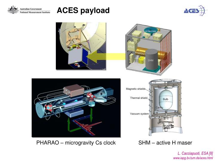 ACES payload