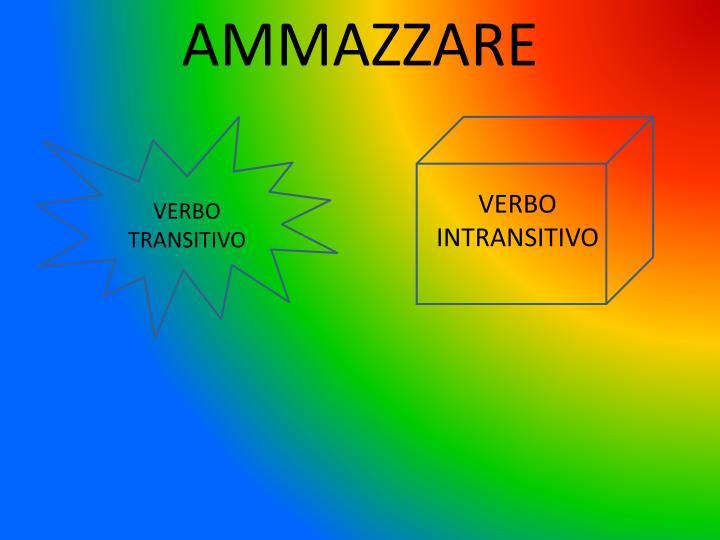 AMMAZZARE