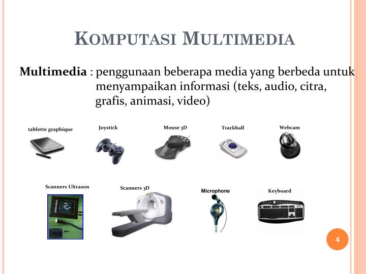 Komputasi multimedia