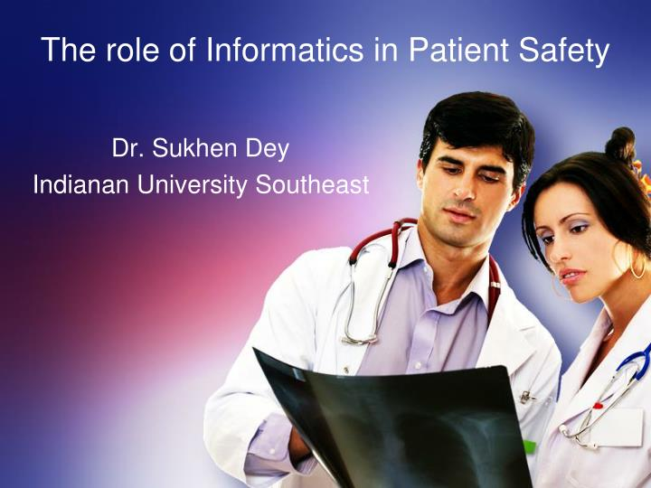 role of nursing informatics today The international medical informatics association (imia) defines nursing informatics as the science and practice (that) integrates nursing, its information and knowledge, with management of information and communication technologies to promote the health of people, families, and communities worldwide.