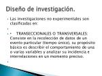 dise o de investigaci n21