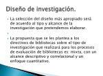 dise o de investigaci n28