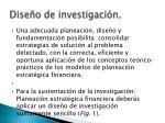 dise o de investigaci n29