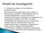 dise o de investigaci n6