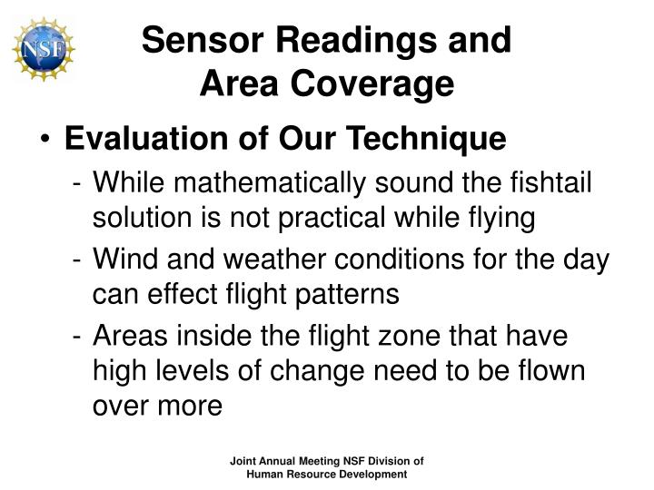 Sensor Readings and