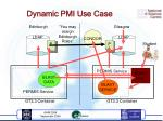 dynamic pmi use case3