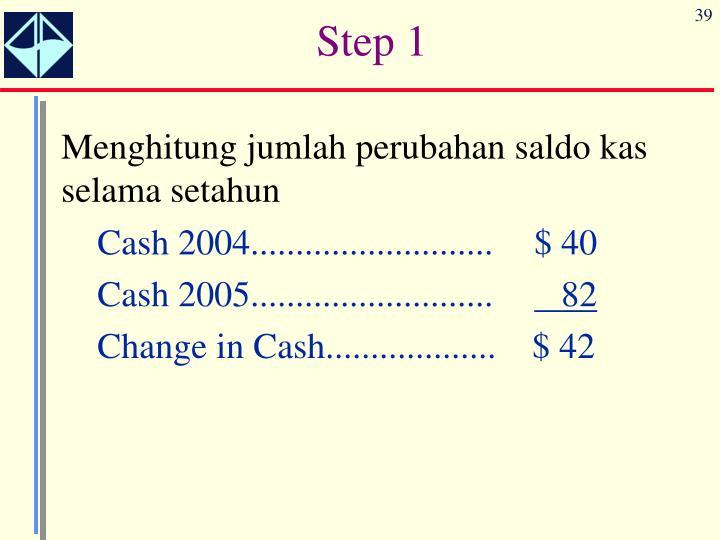 Step 1