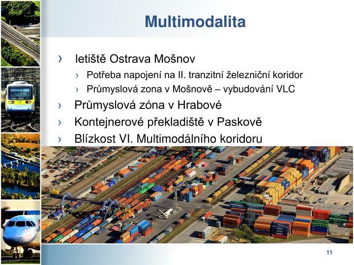 Multimodalita
