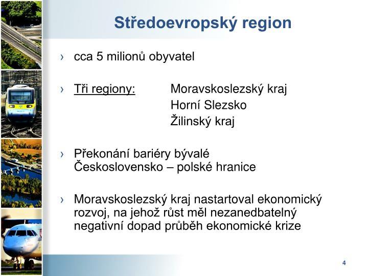 Středoevropský region